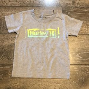 Boys Hurley t shirt size 2T
